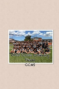 CCMS Cross Country 2013